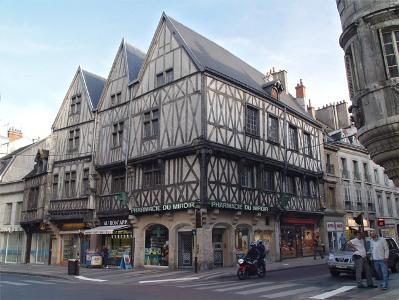 Dijon, Дижон Франция