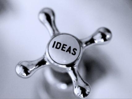 Свой бизнес : первый шаг в собственное дело - идея