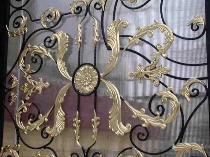 Приемы изготовления кованных изделий из металла цена цветного лома в Яхрома