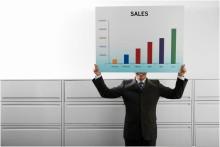 Sales-graph