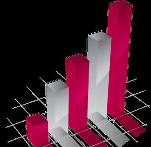 grafik Увеличение объёма продаж  в Вашем бизнесе