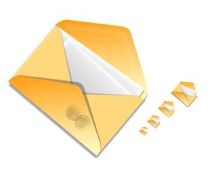 pismo Идея для бизнеса:  услуги по отправке писем, посылок детям