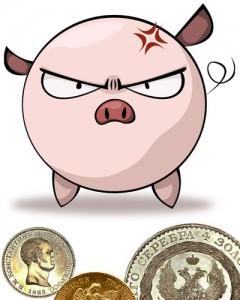 pig-240x300 Заработок в сети: «Бабло побеждает Зло!»