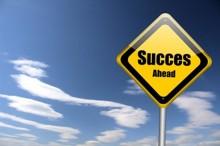 succesverkeersbord-220x146 5 шагов в успешный для вас и Фантастический Новый год