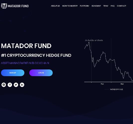 1-3 Доверительное управление Matador Fund - выгодно, прозрачно и безопасно!
