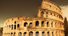 4f9892f2ecc30c472de2e4640b613694-220x118 Колизей – главная достопримечательность Италии