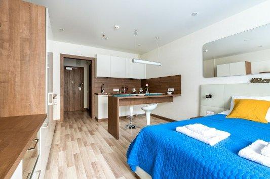 XXL Как купить себе гостиничный номер для инвестиций и жилья