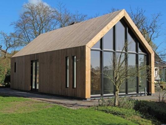 barnwoodenhouse Дом-амбар, сарай HI-tech или новый модный тренд в архитектуре загородного дома