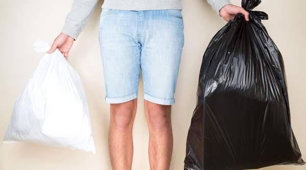 Основные виды мусорных мешков